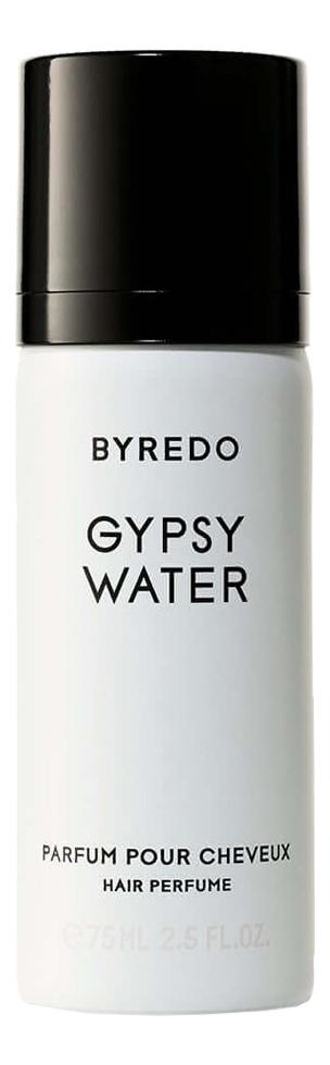 Gypsy Water: парфюм для волос 75мл byredo gypsy water парфюм для волос 75мл