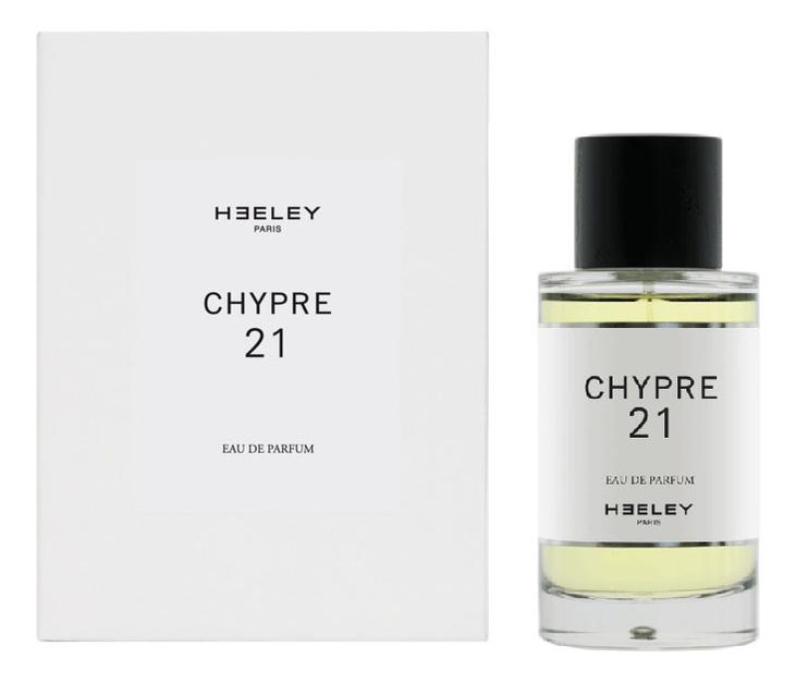 Купить Chypre 21: парфюмерная вода 100мл, Heeley