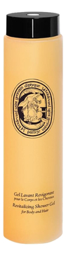 Diptyque Revitalizing Shower Gel for Body and Hair 200мл