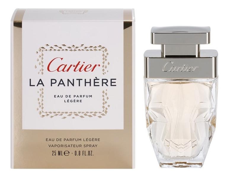 Cartier La Panthere Legere: парфюмерная вода 25мл cartier la panthere туалетная вода