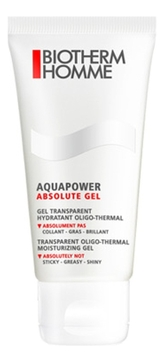 biotherm aquapower absolute gel