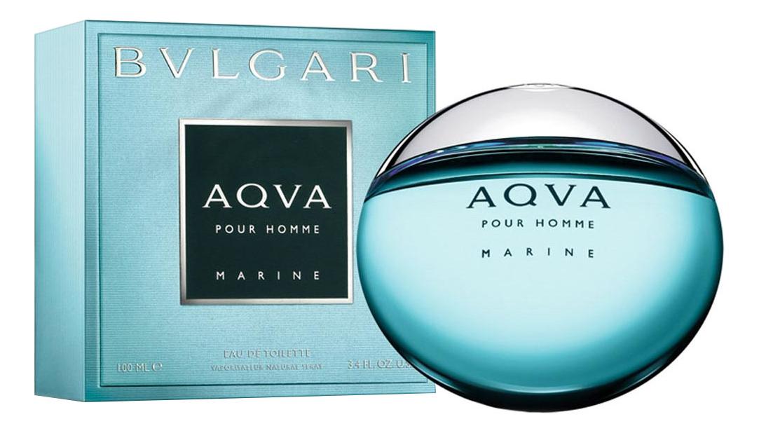 Aqva pour homme Marine: туалетная вода 100мл l eau pour homme туалетная вода 100мл
