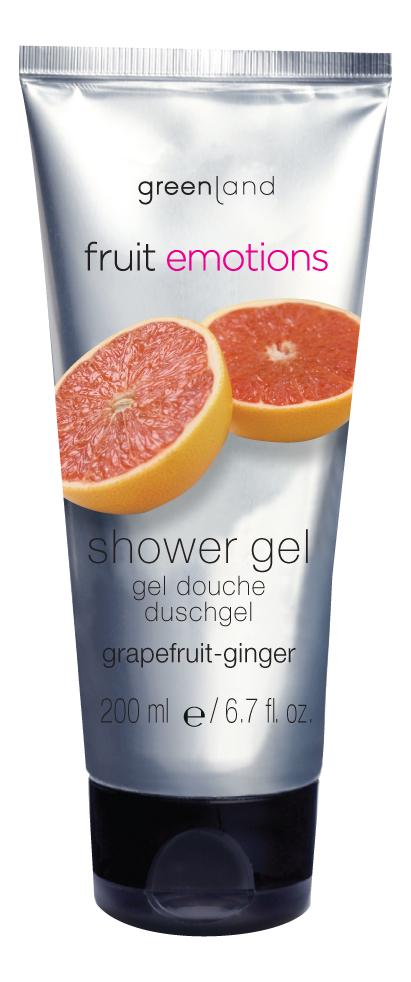 цена на Гель для душа Fruit Emotions Shower Gel (грейпфрут-имбирь): Гель 200мл