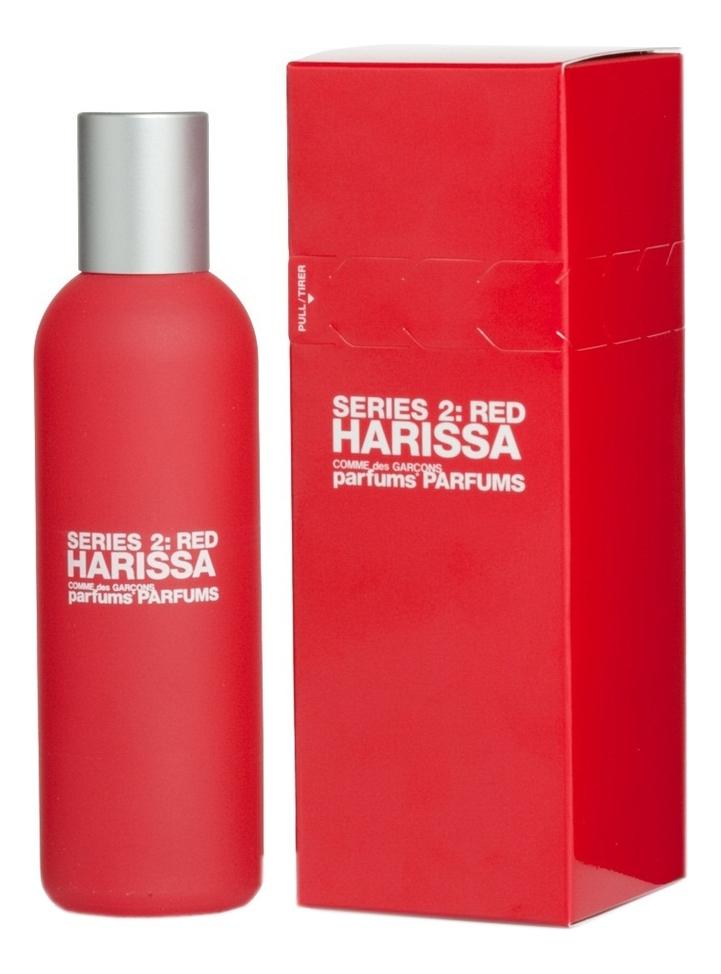Купить Series 2: Red Harissa: туалетная вода 100мл, Comme des Garcons