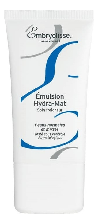Гидро-матирующая эмульсия для лица Emulsion Hydra-Mat 40мл матирующая солнцезащитная эмульсия для лица exfoliac matifying suncare fluid spf50 40мл