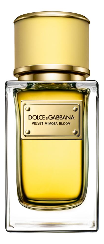 Dolce Gabbana (D&G) Velvet Mimosa Bloom: парфюмерная вода 50мл тестер dolce gabbana velvet mimosa bloom туалетные духи 150 мл