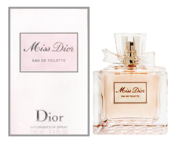 Christian Dior Miss Dior (бывший Cherie): туалетная вода 100мл