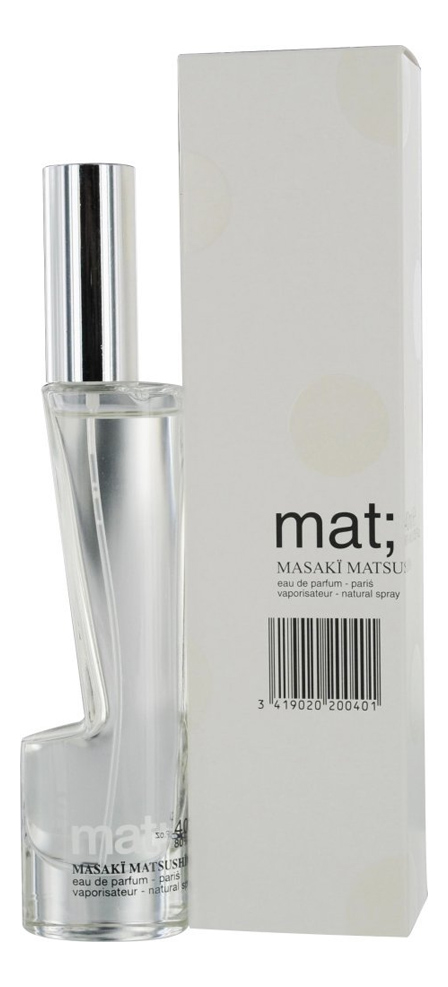 Masaki Matsushima Mat;: парфюмерная вода 80мл цена 2017