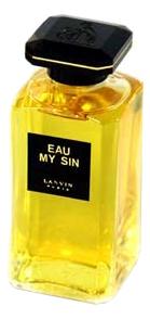 Купить Eau My Sin: туалетная вода 120мл, Lanvin