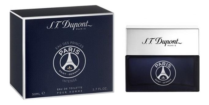Фото - Paris Saint-Germain Eau Des Princes Intense: туалетная вода 50мл parfum officiel du paris saint germain туалетная вода 50мл