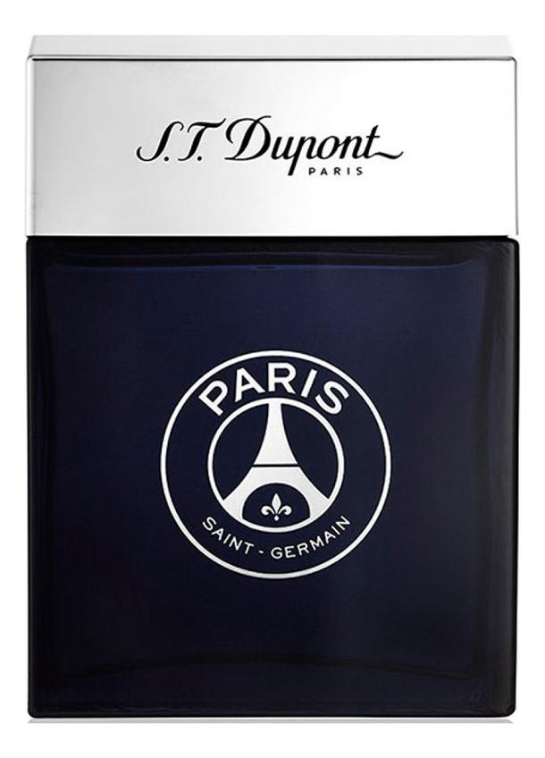 Фото - S.T. Dupont Paris Saint-Germain Eau Des Princes Intense: туалетная вода 100мл тестер dupont stdupont