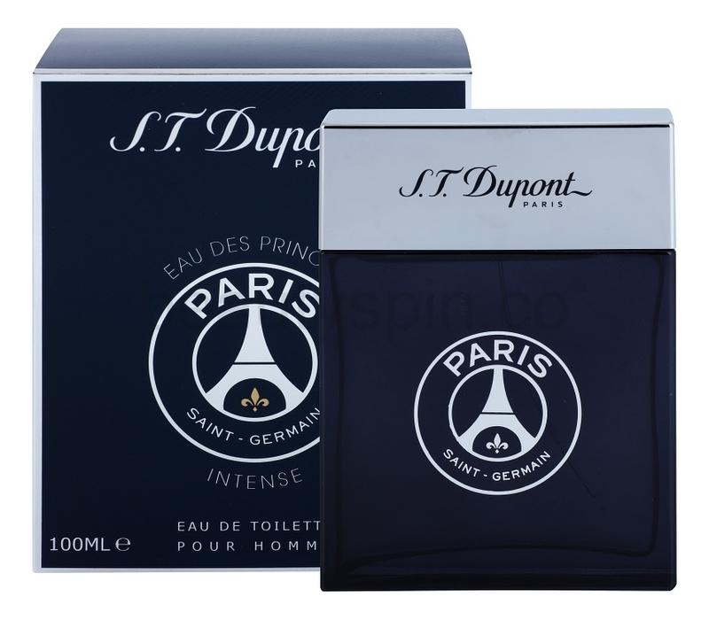 S.T. Dupont Paris Saint-Germain Eau Des Princes Intense: туалетная вода 100мл