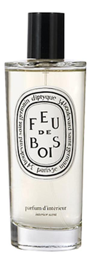 Diptyque Feu De Bois: ароматизатор для помещений 150мл diptyque feuille de lavande ароматизатор для помещений 150мл