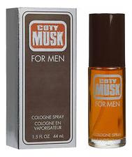 Coty Musc For Men Винтаж: одеколон 44мл
