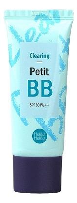 BB крем для лица Petit BB Cream Clearing SPF30 PA++ 30мл недорого