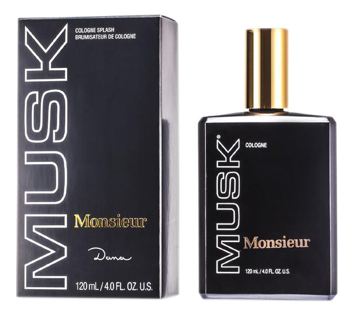 Купить Monsieur Musk: одеколон 120мл, Dana