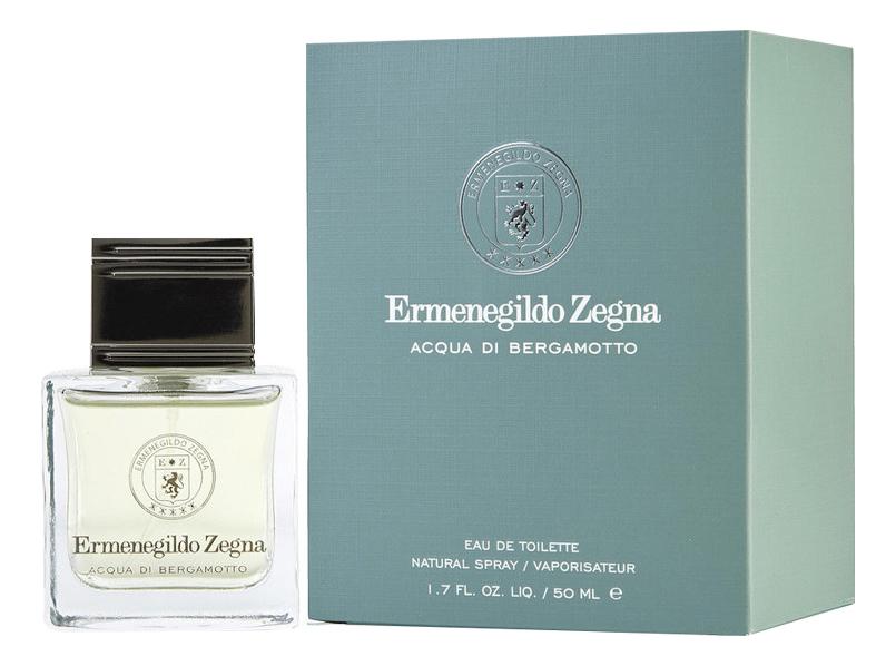 Ermenegildo Zegna Acqua di Bergamotto: туалетная вода 50мл ermenegildo zegna z zegna shanghai туалетная вода 50мл