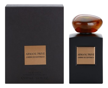 Купить Prive Ambre Eccentrico: парфюмерная вода 100мл, Giorgio Armani