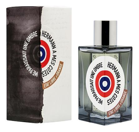 Etat Libre D`Orange Hermann a mes cotes me paraissait une ombre: парфюмерная вода 100мл