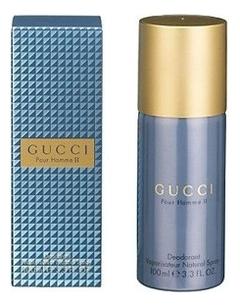 цена Gucci Pour Homme 2: дезодорант 100мл онлайн в 2017 году