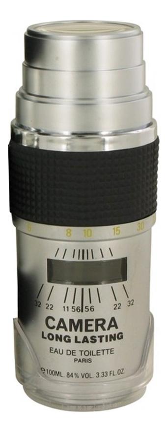 Max Deville Camera Long Lasting: туалетная вода 100мл тестер недорого