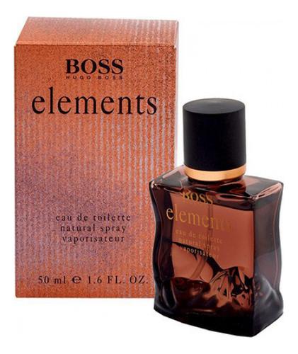 Купить Hugo Boss Boss Elements: туалетная вода 50мл