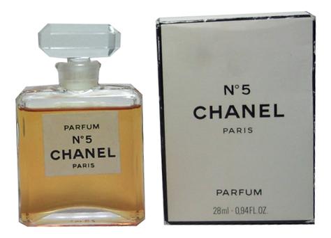 Chanel No5 Parfum Винтаж: духи 28мл недорого