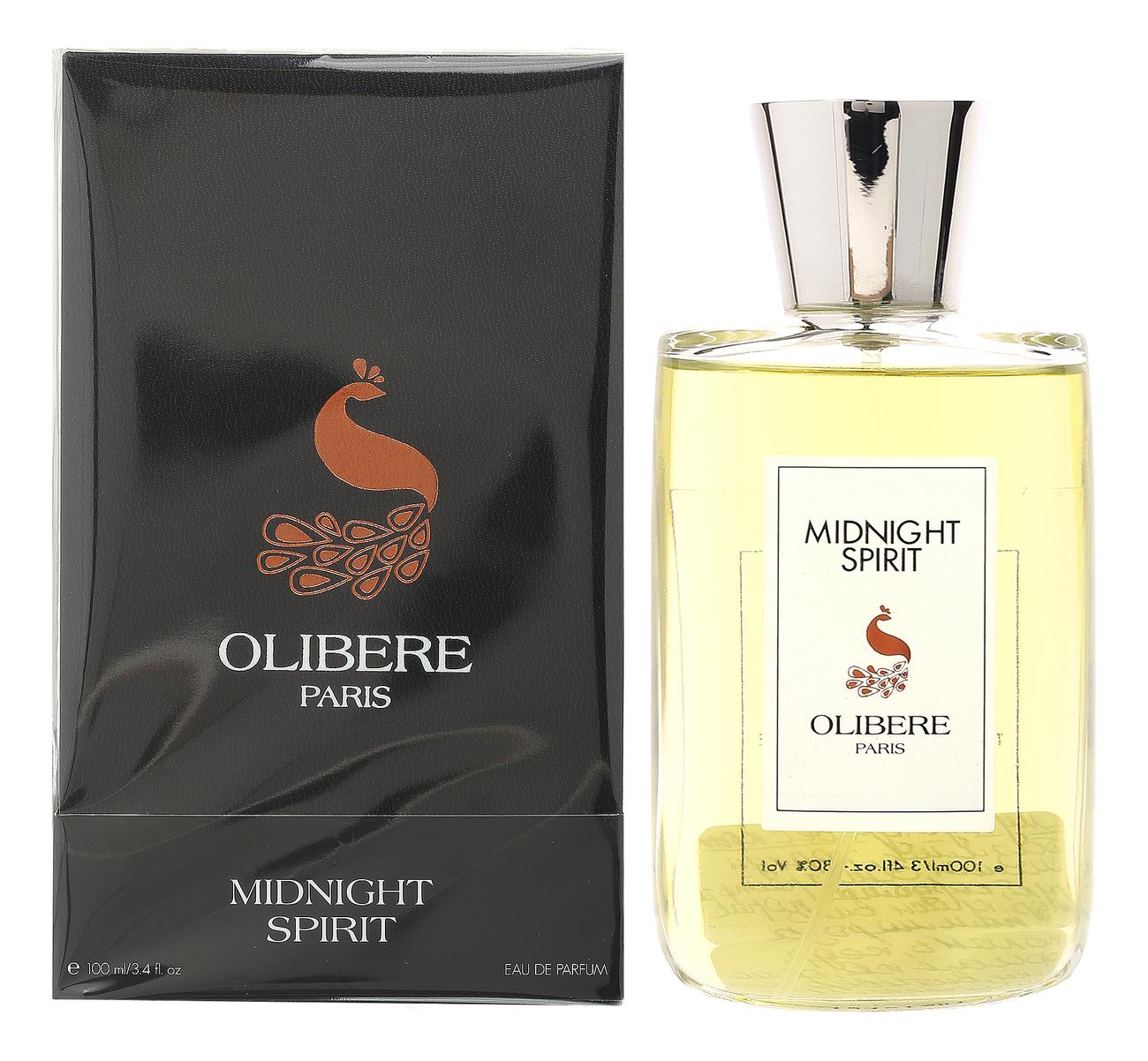 Olibere Parfums Midnight Spirit: парфюмерная вода 100мл