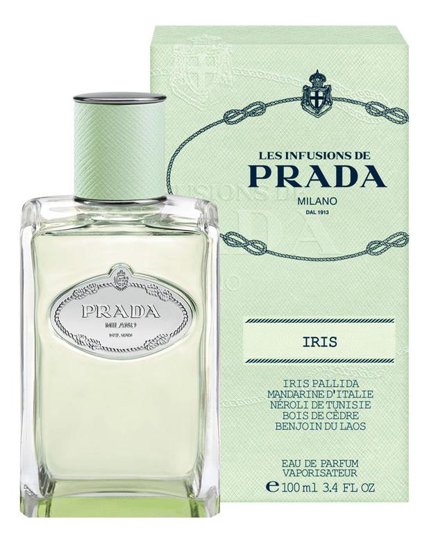 Prada Les Infusion dIris 2015: парфюмерная вода 100мл