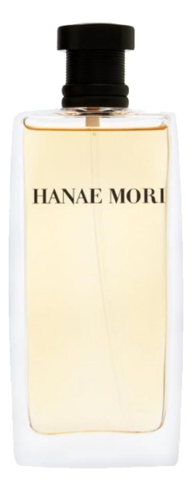 Hanae Mori Eau Fraiche for men: туалетная вода 50мл versace eau fraiche туалетная вода 30 мл