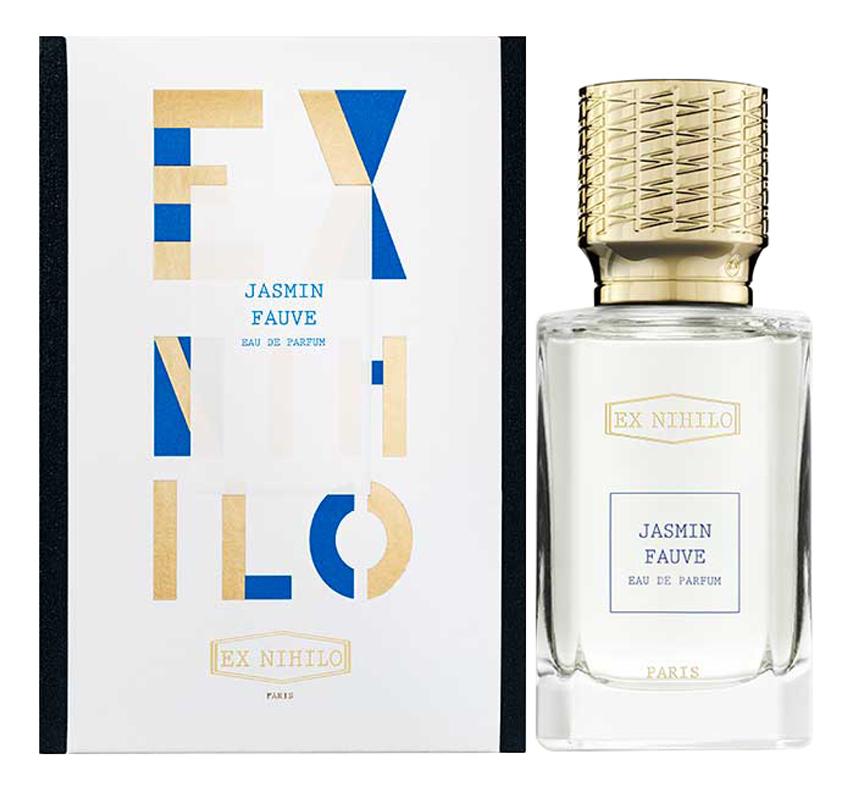 Jasmin Fauve: парфюмерная вода 50мл splendida jasmin noir парфюмерная вода 50мл