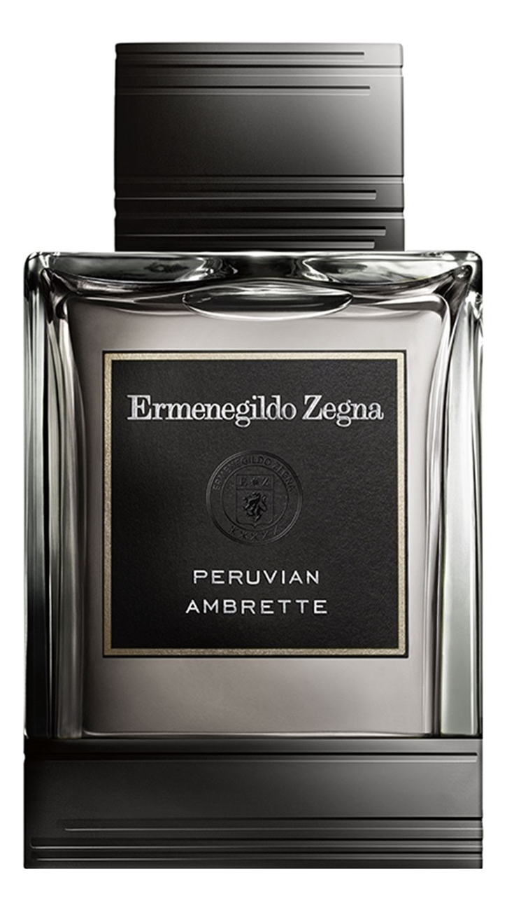 Ermenegildo Zegna Peruvian Ambrette: туалетная вода 125мл тестер