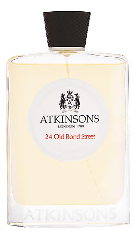 24 Old Bond Street: одеколон 100мл тестер
