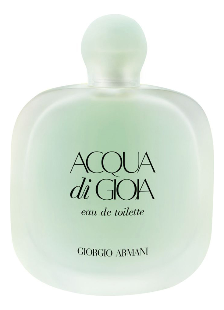 Armani Acqua di Gioia Eau de Toilette: туалетная вода 100мл тестер недорого