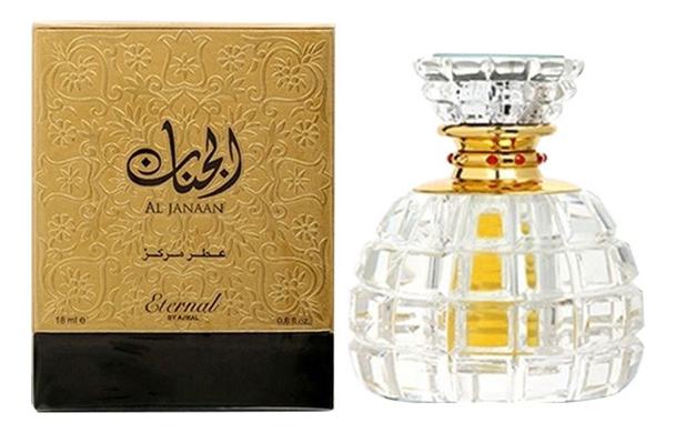 Ajmal Al Janaan: масляные духи 18мл ajmal ambre pimente туалетные духи 100 мл