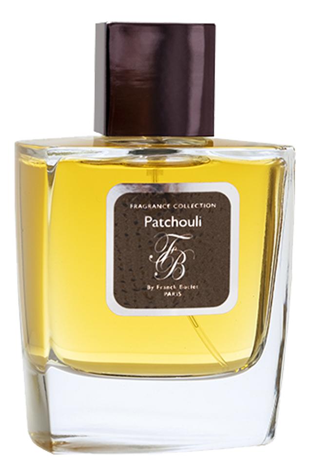 Купить Patchouli: парфюмерная вода 2мл, Franck Boclet