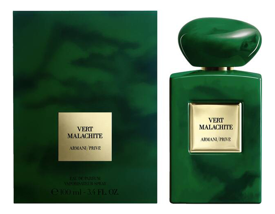 Купить Prive Vert Malachite: парфюмерная вода 100мл, Giorgio Armani