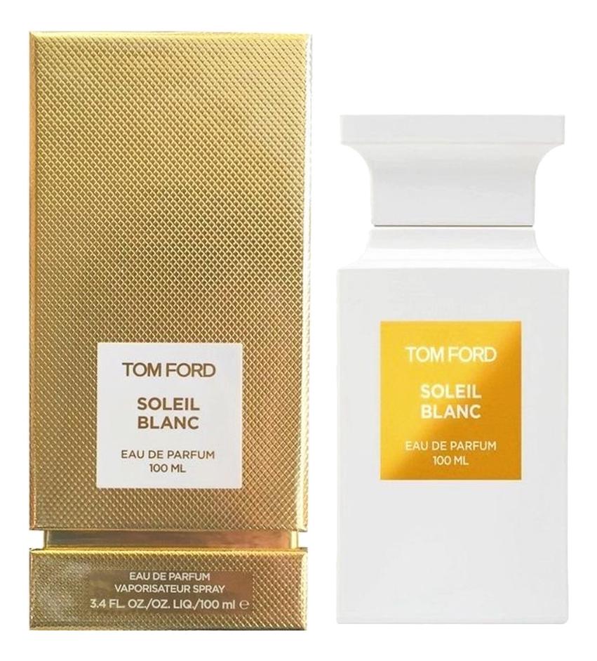 Soleil Blanc: парфюмерная вода 100мл oud blanc парфюмерная вода 100мл