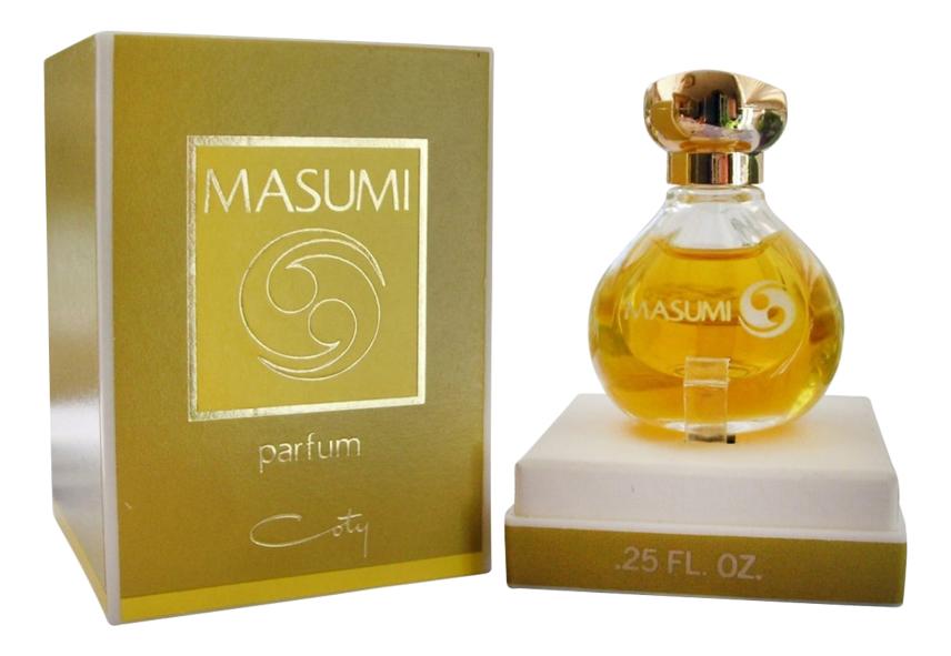 Coty Masumi: духи 7,5мл (спрей) coty stetson original одеколон 44мл