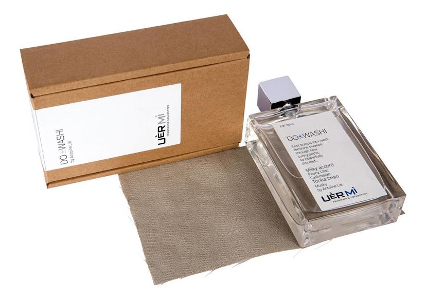 UER MI DO ± Washi: парфюмерная вода 75мл