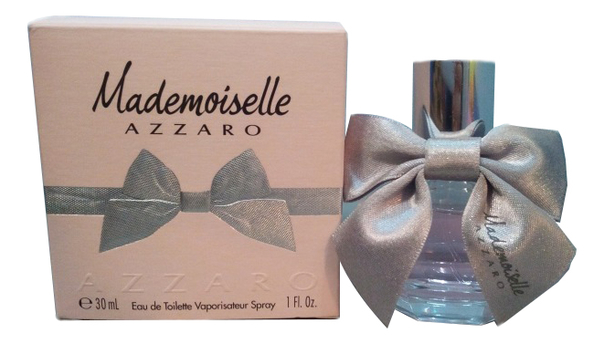 Azzaro Mademoiselle: туалетная вода 30мл loris azzaro azzaro couture