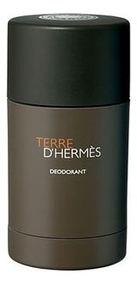 Купить Terre D'Hermes pour homme: дезодорант твердый 75г