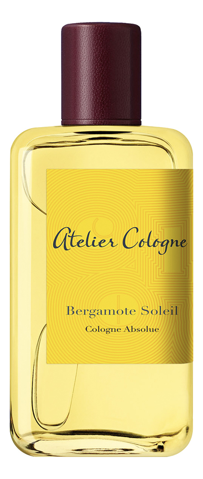 Atelier Cologne Bergamote Soleil: одеколон 2мл