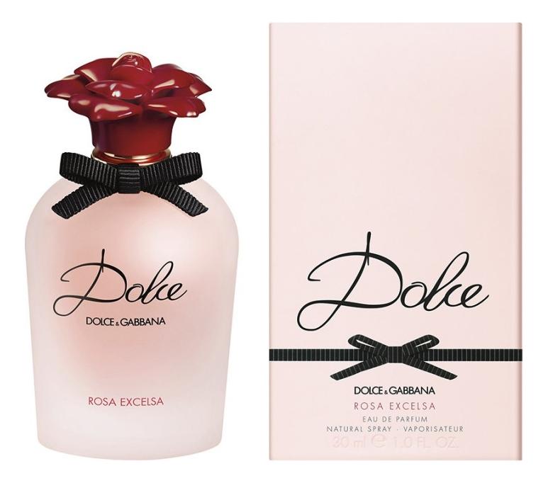 Dolce Gabbana (D&G) Dolce Rosa Excelsa: парфюмерная вода 30мл топпинг dolce rosa ваниль