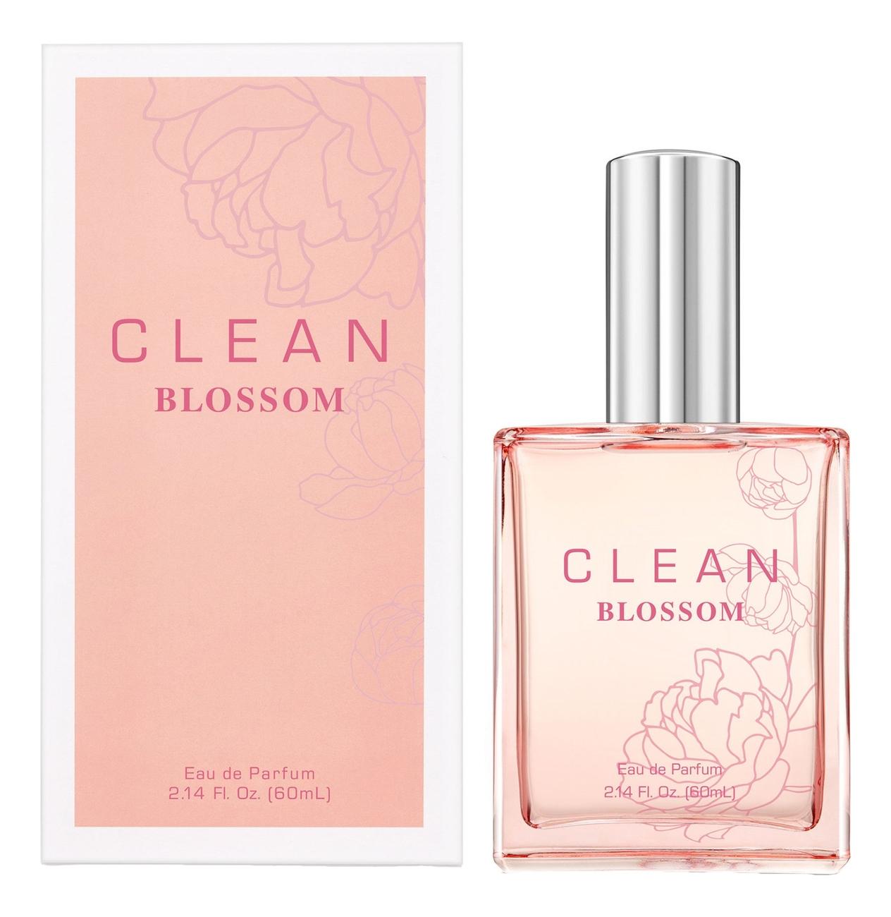 Clean Blossom: парфюмерная вода 60мл clean rain парфюмерная вода 60мл тестер