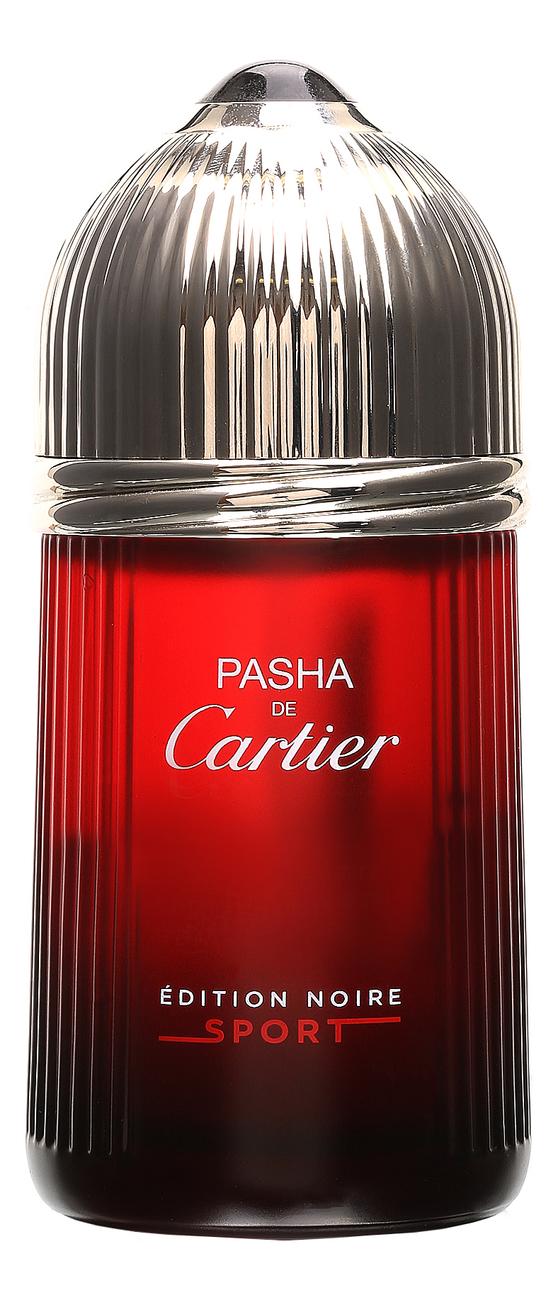 mustang sport ford туалетная вода 100мл тестер Cartier Pasha de Cartier Edition Noire Sport: туалетная вода 100мл тестер
