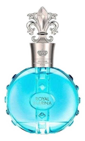 Marina de Bourbon Royal Marina Turquoise: парфюмерная вода 100мл тестер юбка marina sport x marina rinaldi marina sport x marina rinaldi pe025ewehhp9