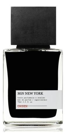 MiN New York Onsen: парфюмерная вода 75мл тестер