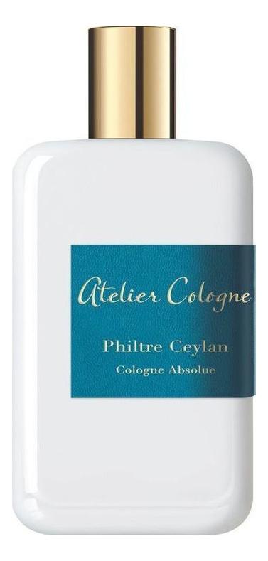 Купить Philtre Ceylan: одеколон 2мл, Atelier Cologne