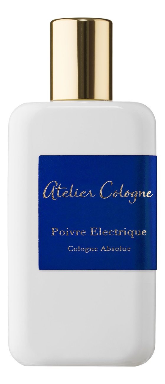Atelier Cologne Poivre Electrique : одеколон 2мл мыло atelier cologne atelier cologne at013lugn840